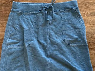 Gap Body Skirt Size Small Blue