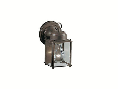 Bronze Outdoor Wall Sconce