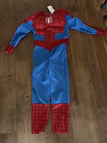 Spider-Man Costume Size Small (6) for sale in Herriman , UT