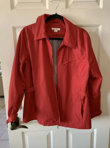 Red Jacket Dress Barn Size Large  for sale in Herriman , UT