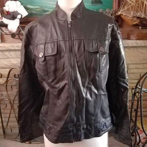Faux leather jacket XL for sale in Millcreek , UT