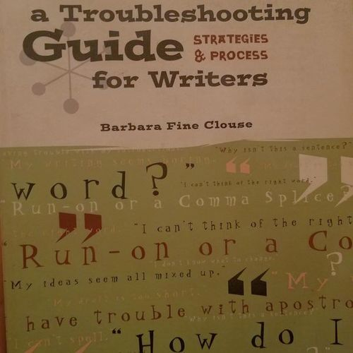 A troubleshooting Guide for Writers 4th edition  for sale in Millcreek , UT