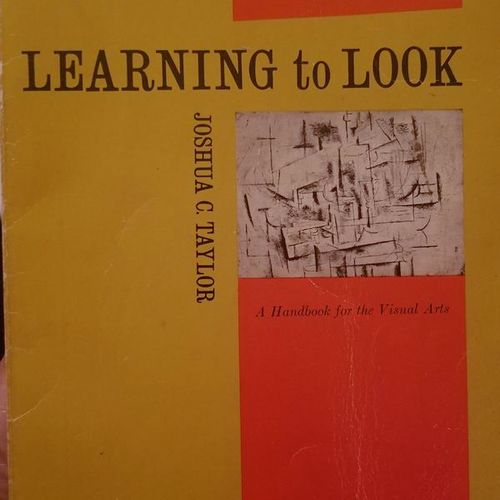 Learning to Look Joshua C. Taylor for sale in Millcreek , UT