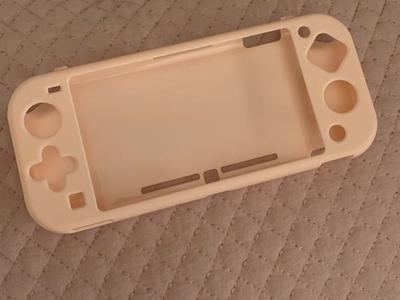 Light Pink Protective Case Nintendo Switch Lite
