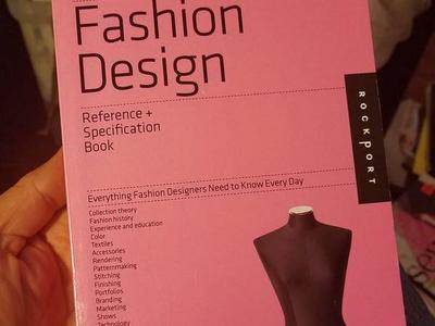 The fashion design reference + specifications book