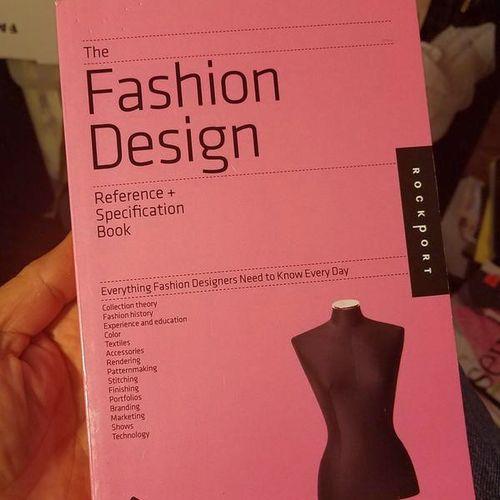 The fashion design reference + specifications book for sale in Millcreek , UT