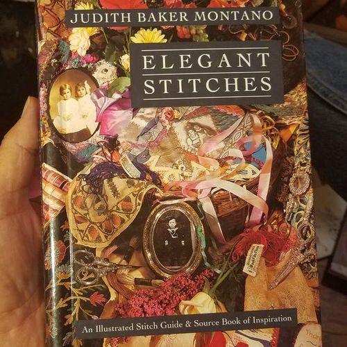 Elegant stitches book for sale in Millcreek , UT