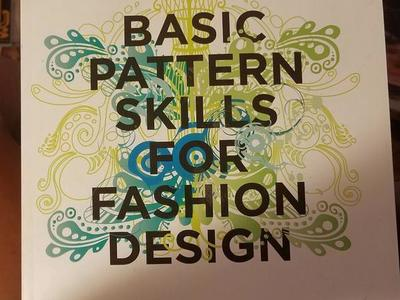 Basic pattern skills for fashion design