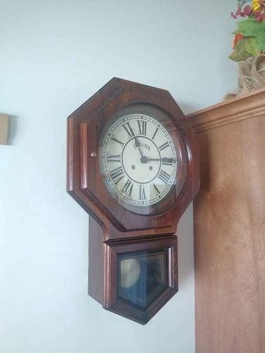 Bulova wall clock for sale in West Valley City , UT