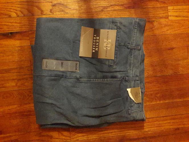 Denim Trouser Knightsbridge mens new w/ tags for sale in Salt Lake City , UT