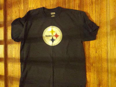 Steelers T-shirt... #43 Polamalu Size 2XL