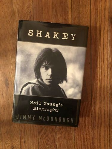 Niel Young biography... Shakey, 1st edition for sale in Salt Lake City , UT