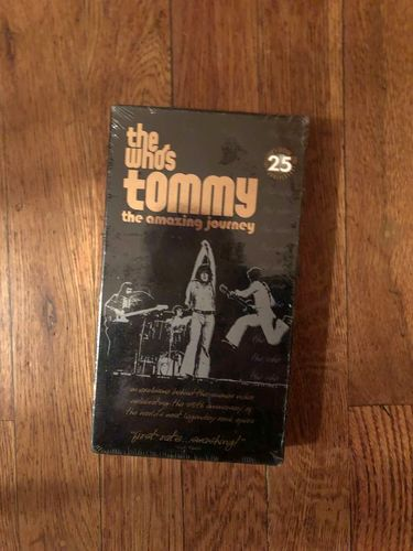 The Who's Tommy... 25th Anniversary for sale in Salt Lake City , UT