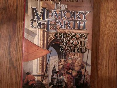 Orson Scott Card, The Memory of Earth, homecoming, volume 1