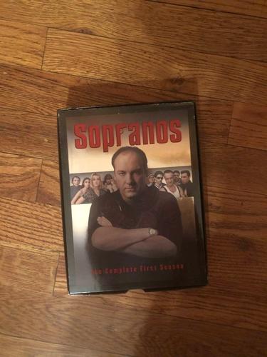 Sopranos complete 1st season for sale in Salt Lake City , UT