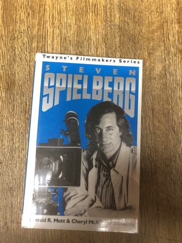 Steven Spielberg, Twayne's Filmmsker Series book for sale in Salt Lake City , UT