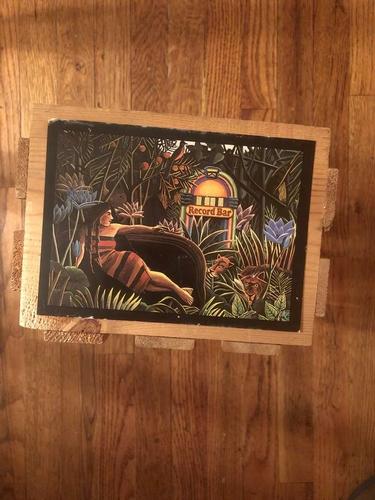 CD or 45 single record holder... wooden, like new for sale in Salt Lake City , UT