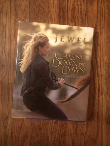Jewel, Chasing Down the Dawn... 1st Edition HCDJ, like new book for sale in Salt Lake City , UT