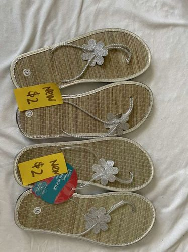 New Bamboo Sandals - Large  for sale in South Weber , UT