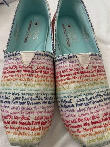 Brand New Bob's Slip On Shoes Size 7.5 for sale in South Weber , UT