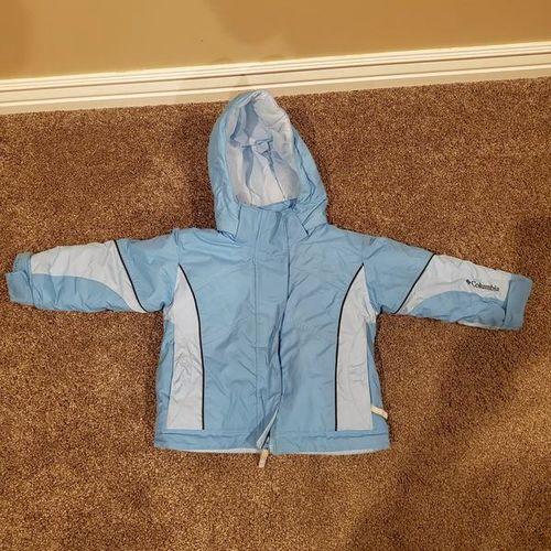 Girls Columbia Coat size 3T for sale in Herriman , UT