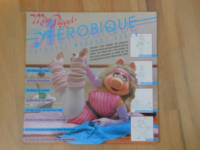 Miss Piggy Album