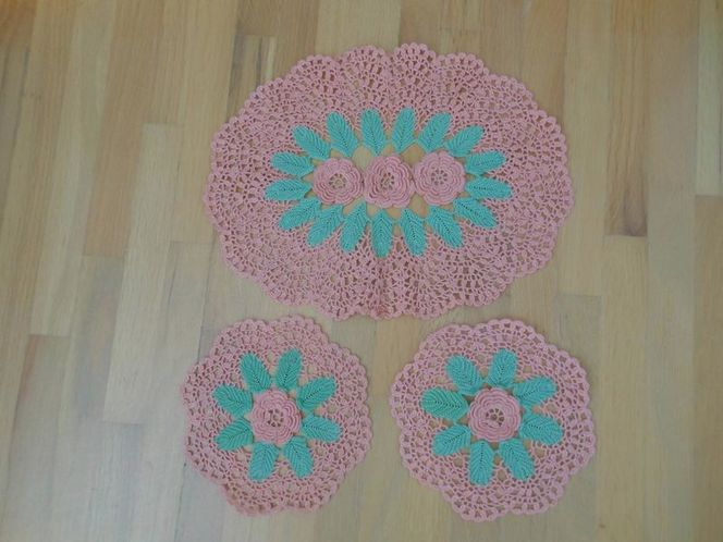 Doilies for sale in West Valley City , UT