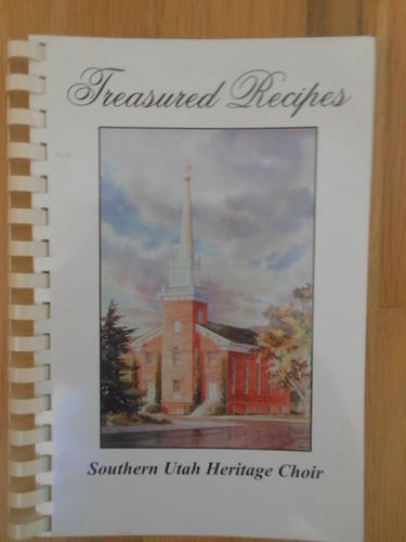 Southern Utah Cook Book for sale in West Valley City , UT