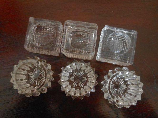 Vintage Crystal Saltcellars for sale in West Valley City , UT