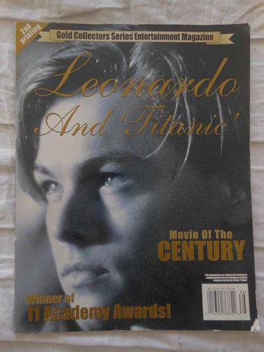 Vintage Leonardo and Back Street Boys Magazines for sale in West Valley City , UT