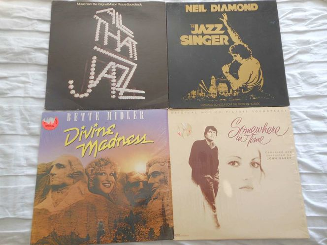 Motion Picture Vinyls for sale in West Valley City , UT