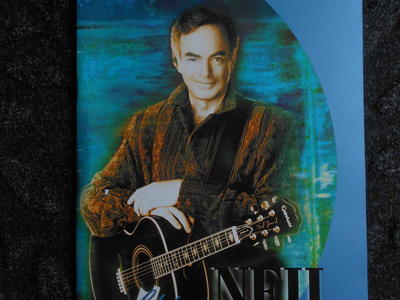 Neil Diamond Program Book