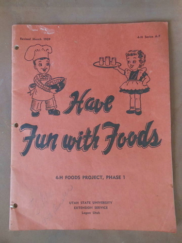 Vintage 4-H Book for sale in West Valley City , UT