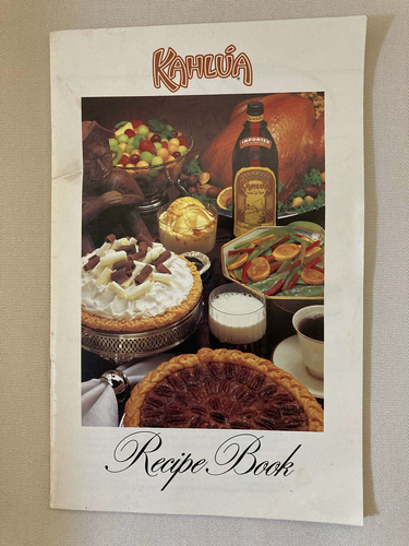 Kahula Recipe Book for sale in West Valley City , UT
