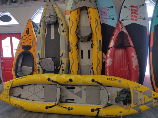 Kayak Rentals - Inflatable & Sit Down SUP for rent in Sandy , UT