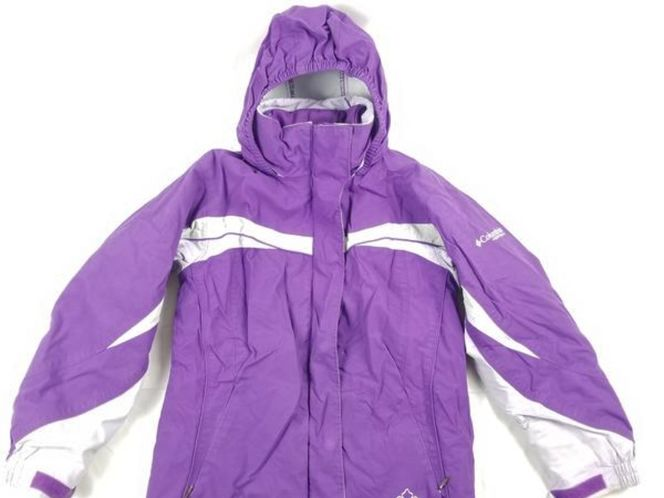 Columbia 3in1 Vertex Girls 10/12 Coat Ski Snowboar for sale in Logan , UT