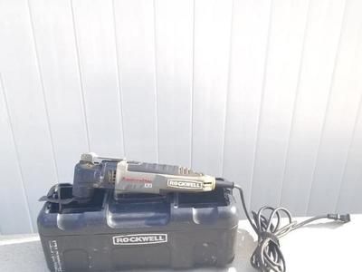Rockwell Sonicrafter X2 Oscillating Tool