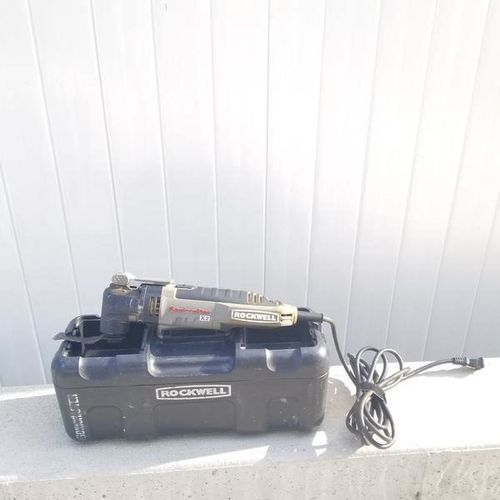Rockwell Sonicrafter X2 Oscillating Tool for sale in Logan , UT
