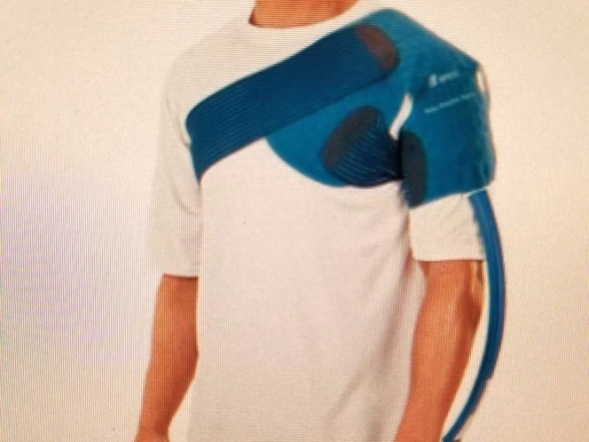 NEW Breg Polar Care Cube Cold Therapy Wrap on Shoulder Pad for sale in Logan , UT