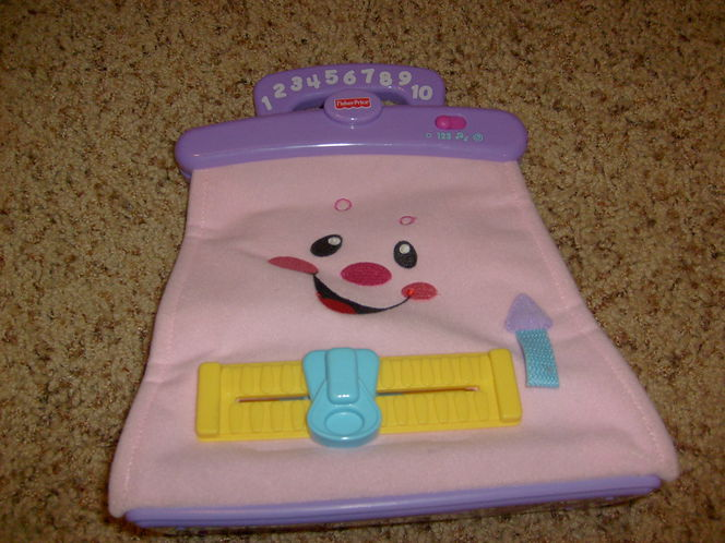 Fisher-Price Laugh & Learn My Pretty Learning Purse for sale in Saratoga Springs , UT