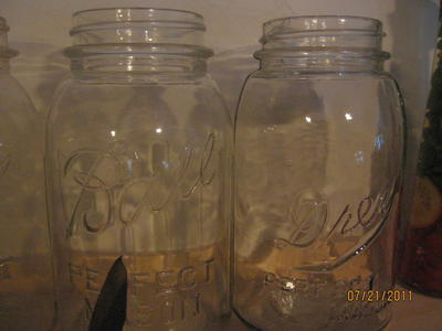 Antique Vintage Ball, Drey, Atlas, & Mason Canning Jars