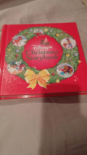Disney's Christmas Storybook Collection Hard Cover for sale in Saratoga Springs , UT