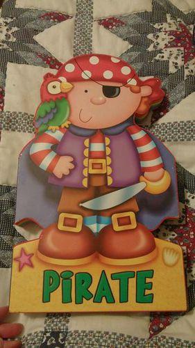 Pirate Large Board Foam Book for sale in Saratoga Springs , UT