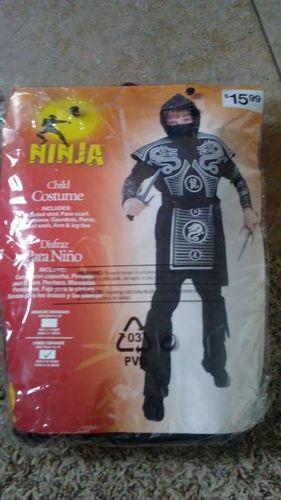 ninja halloween costume new for sale in Saratoga Springs , UT