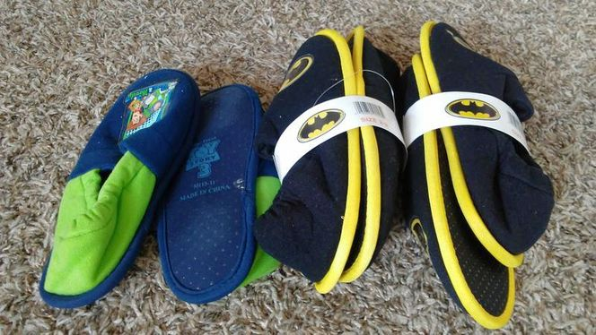 New and used batman toy story yoda slippers for sale in Saratoga Springs , UT