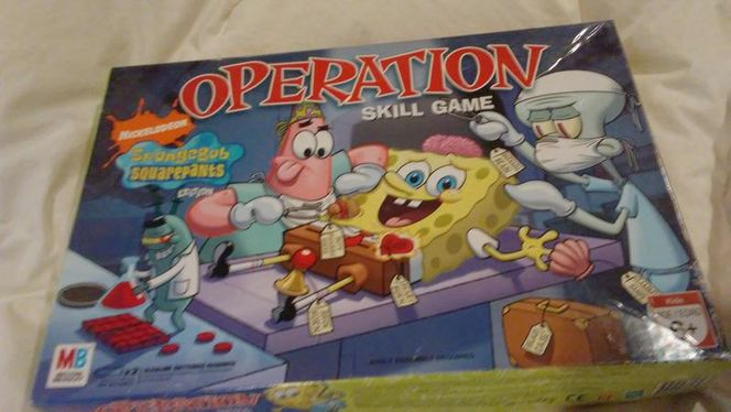 Operation Spongebob Edition lights up but does not buzz for sale in Saratoga Springs , UT