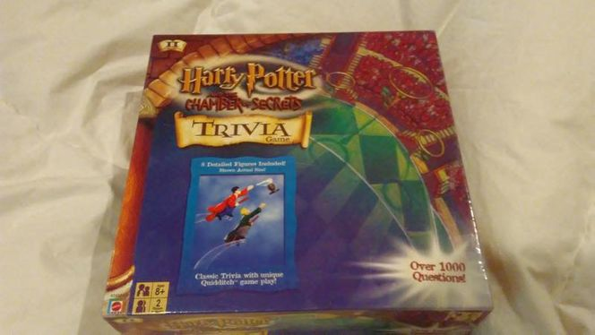 Harry Potter Chamber of Secrets Trivia Game for sale in Saratoga Springs , UT