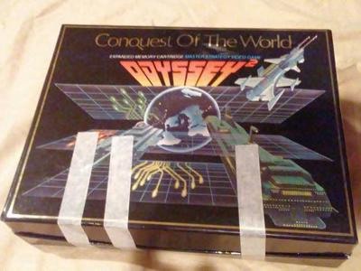 Conquest of the World (Odyssey 2) Magnavox Atari