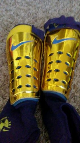 Boys and small girls Soccer Shin Guards Nike for sale in Saratoga Springs , UT