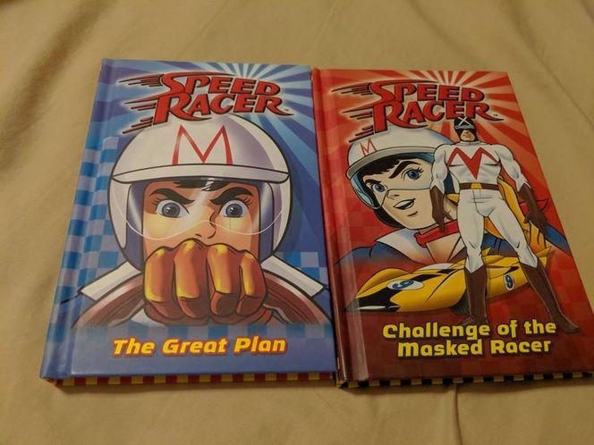 Speed Racer book s for sale in Saratoga Springs , UT